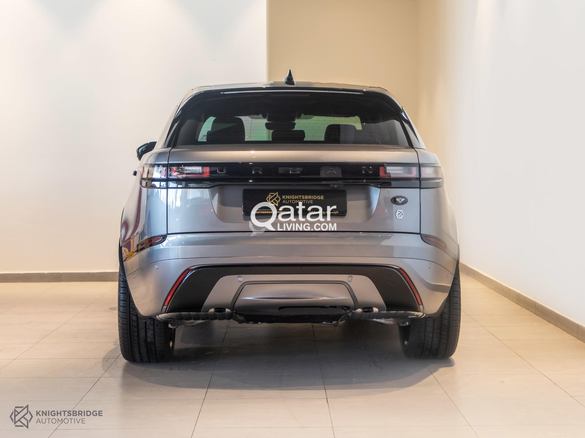 Range Rover Velar Urban Edition-Silver.