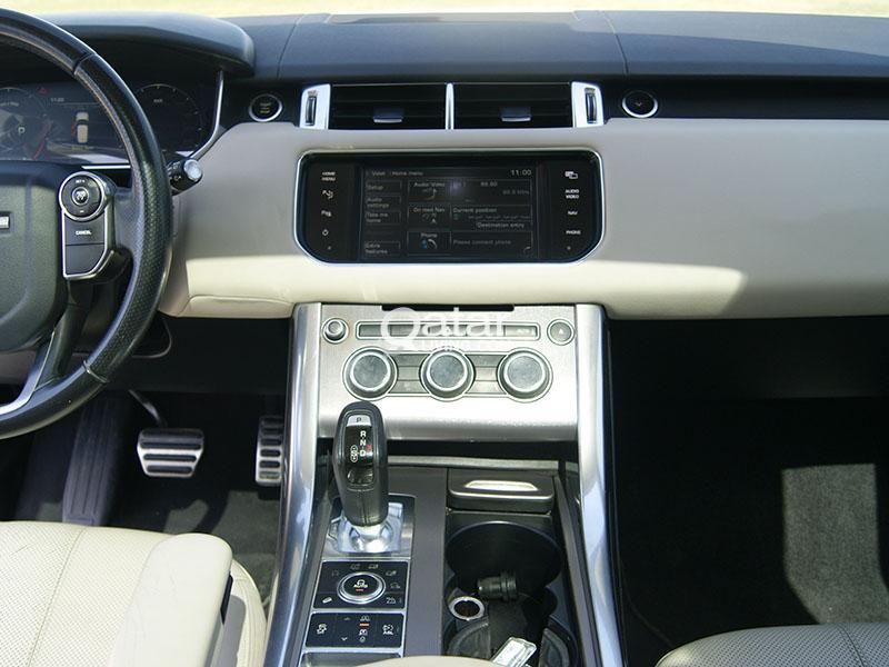 Range Rover Sport HSE V6 2014