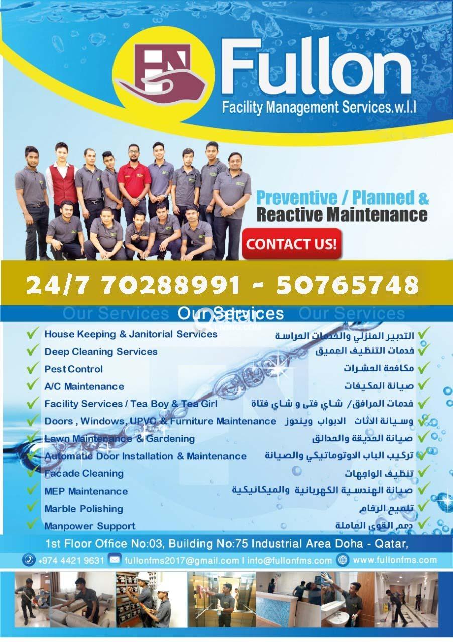 Fullon Facility Management Services