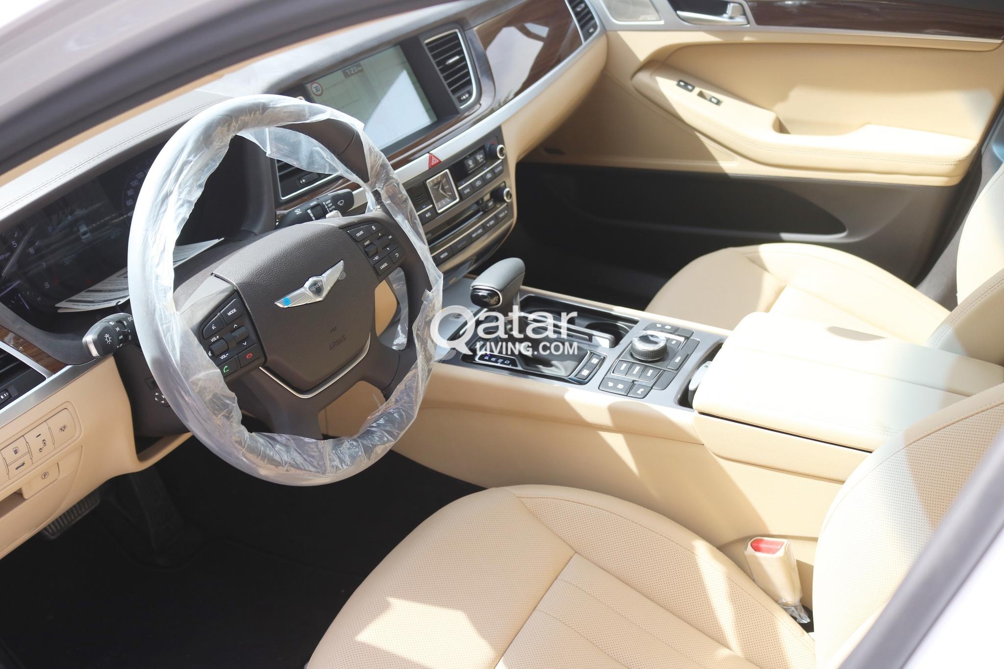 GENESIS  G80  3.8 L  - 311 hp ( Full options )