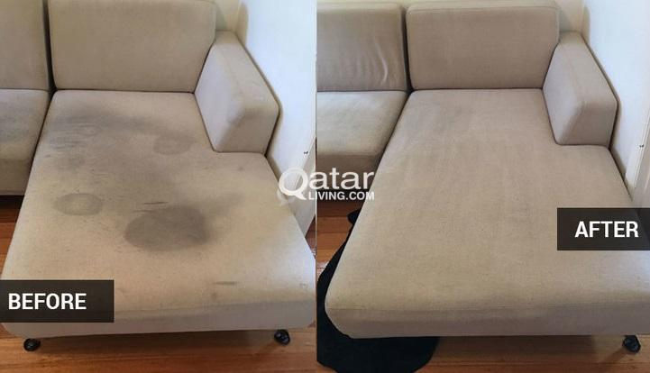 CLEANING SERVICES AVAILABLE (VILLA, APPARTMENT)