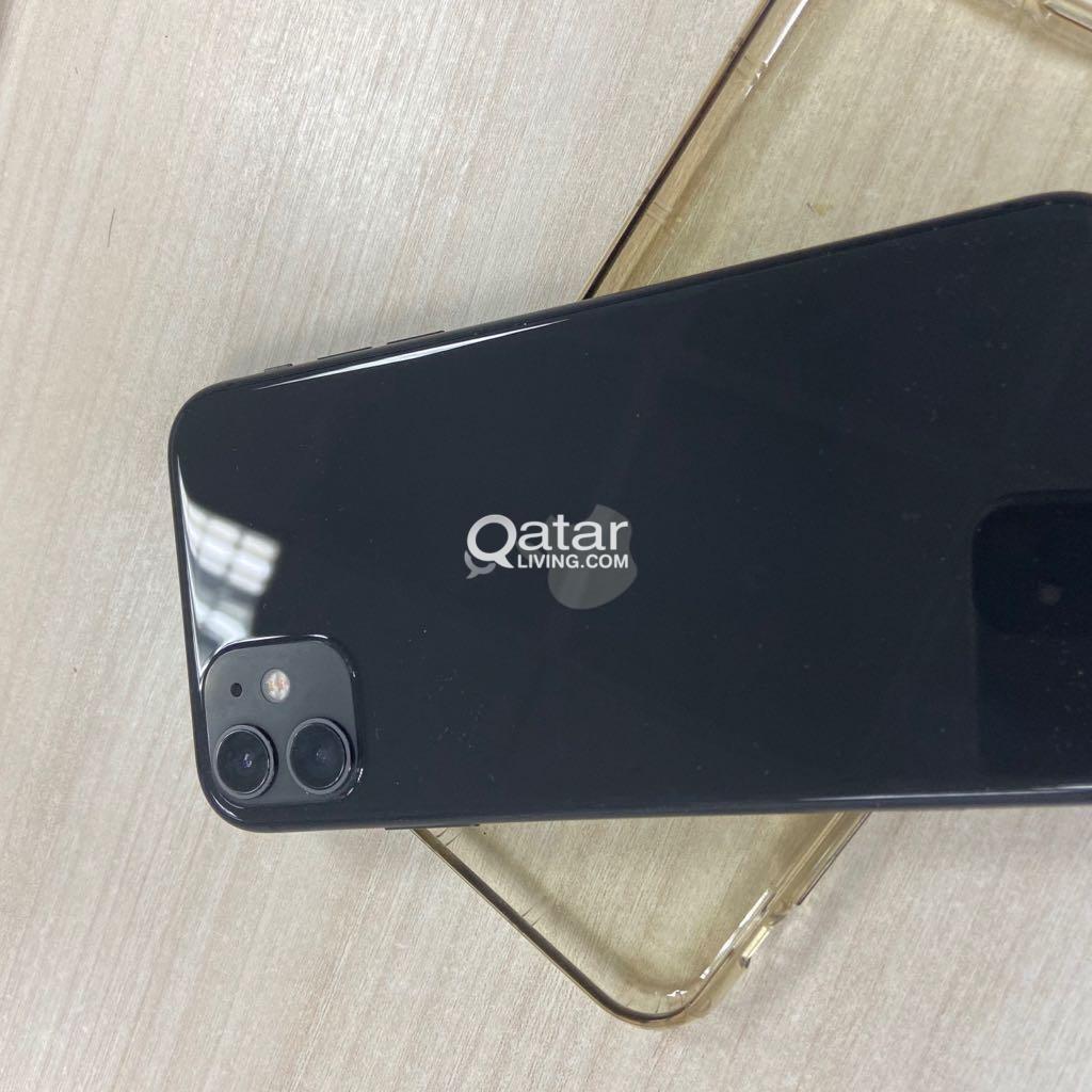 iPhone11 64GB Black colour