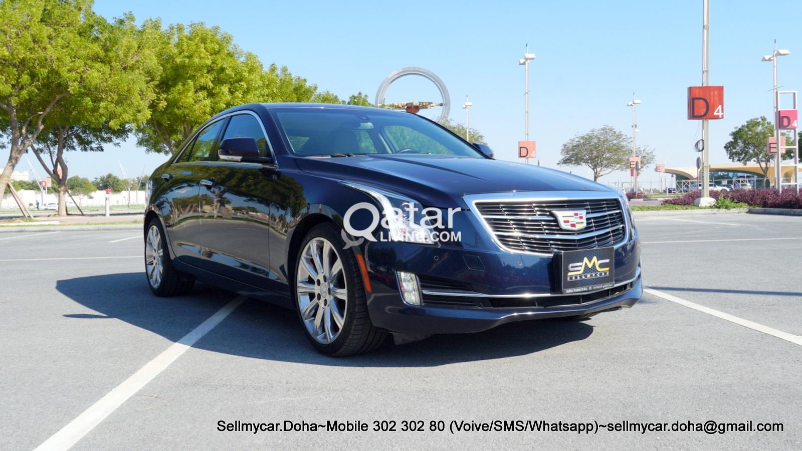 2017 Cadillac ATS Premium PKG (Many More Photos Av