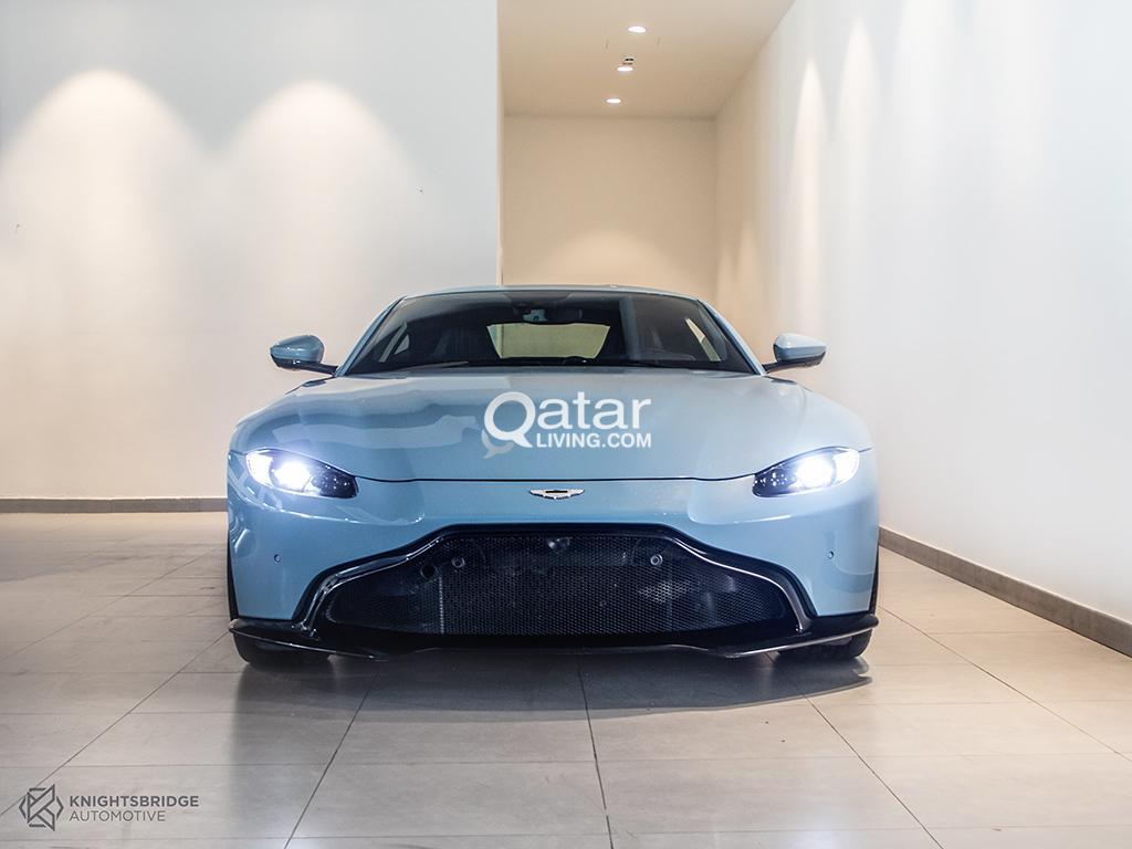 Aston Martin Vantage - 2019