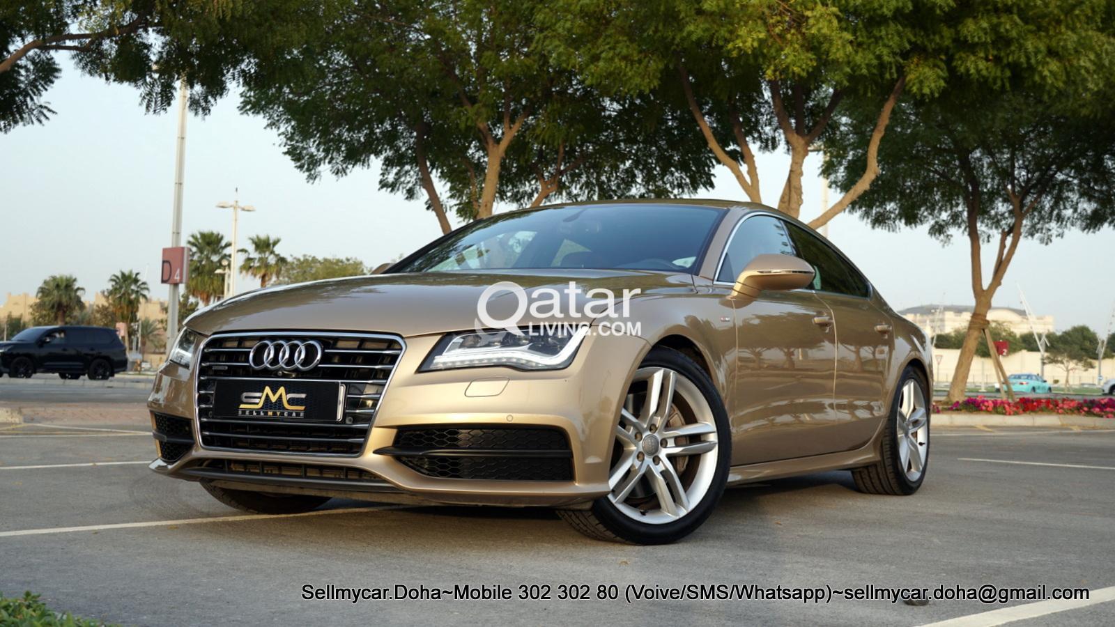 2013 Audi A7 Quattro 3.0t S-Line (Many More Photos
