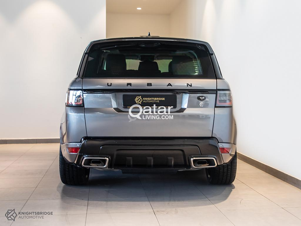 Range Rover Sport Urban-Edition 2020