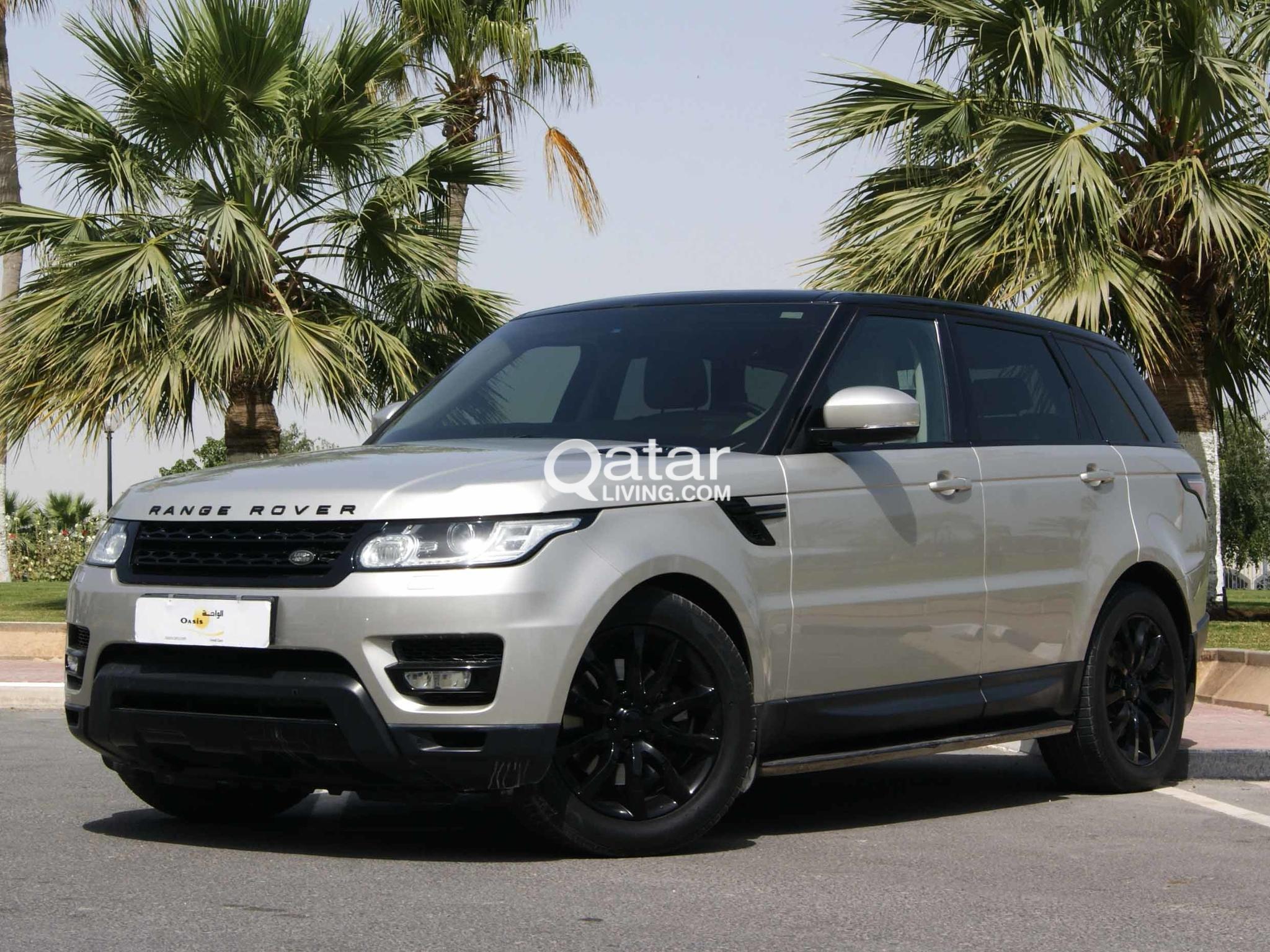 Range Rover Sport HSE 2014