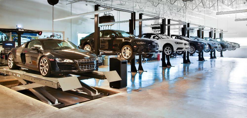 Certified Audi automatic transmission experts