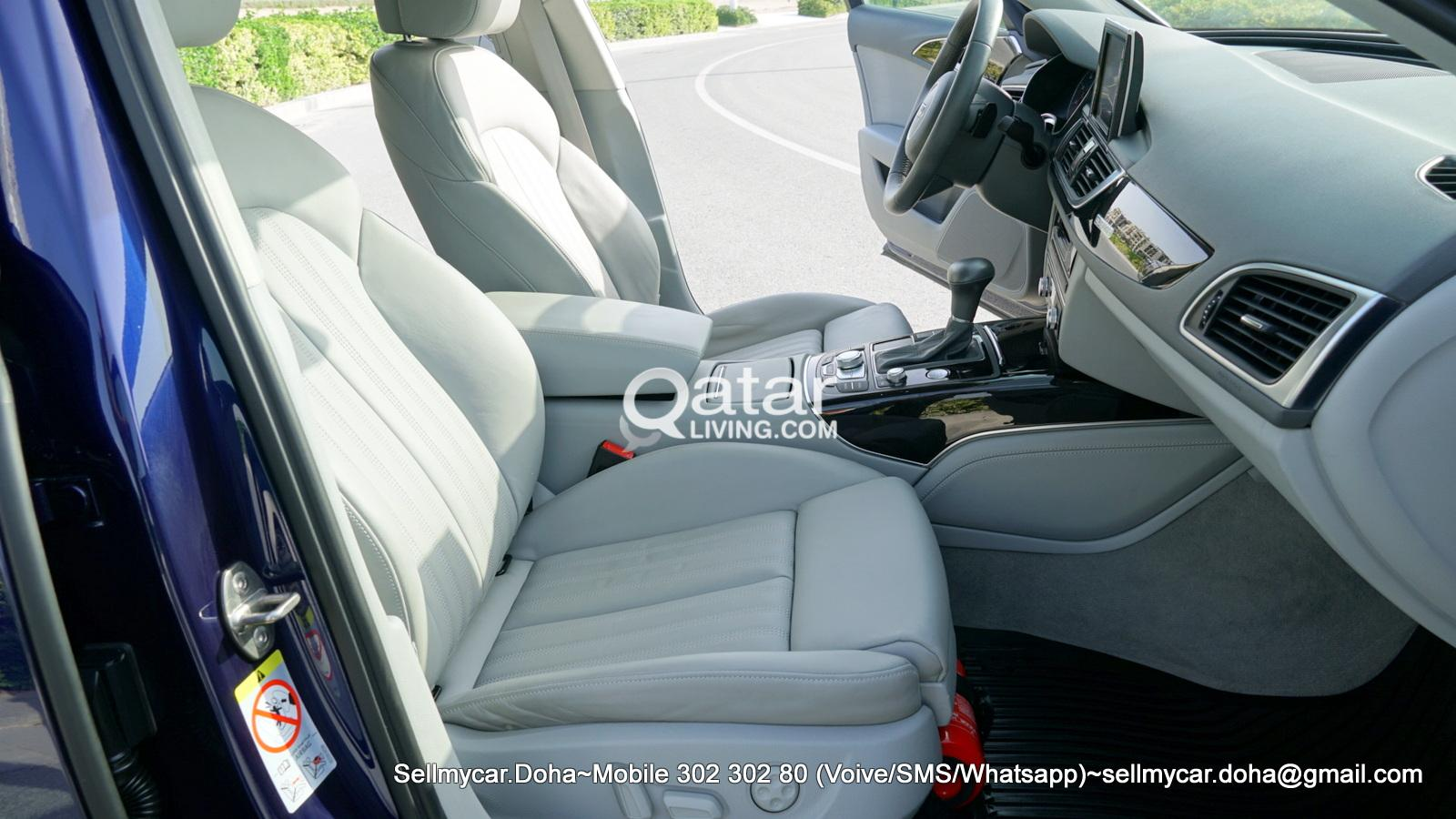 2015 Audi A6 50 TFSI S-Line Quattro (Many More Pho
