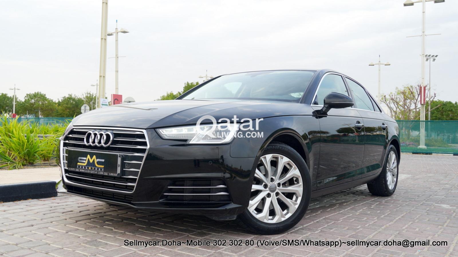 2016 Audi A4 2.0t Premium Pkg (New Shape) More Pho