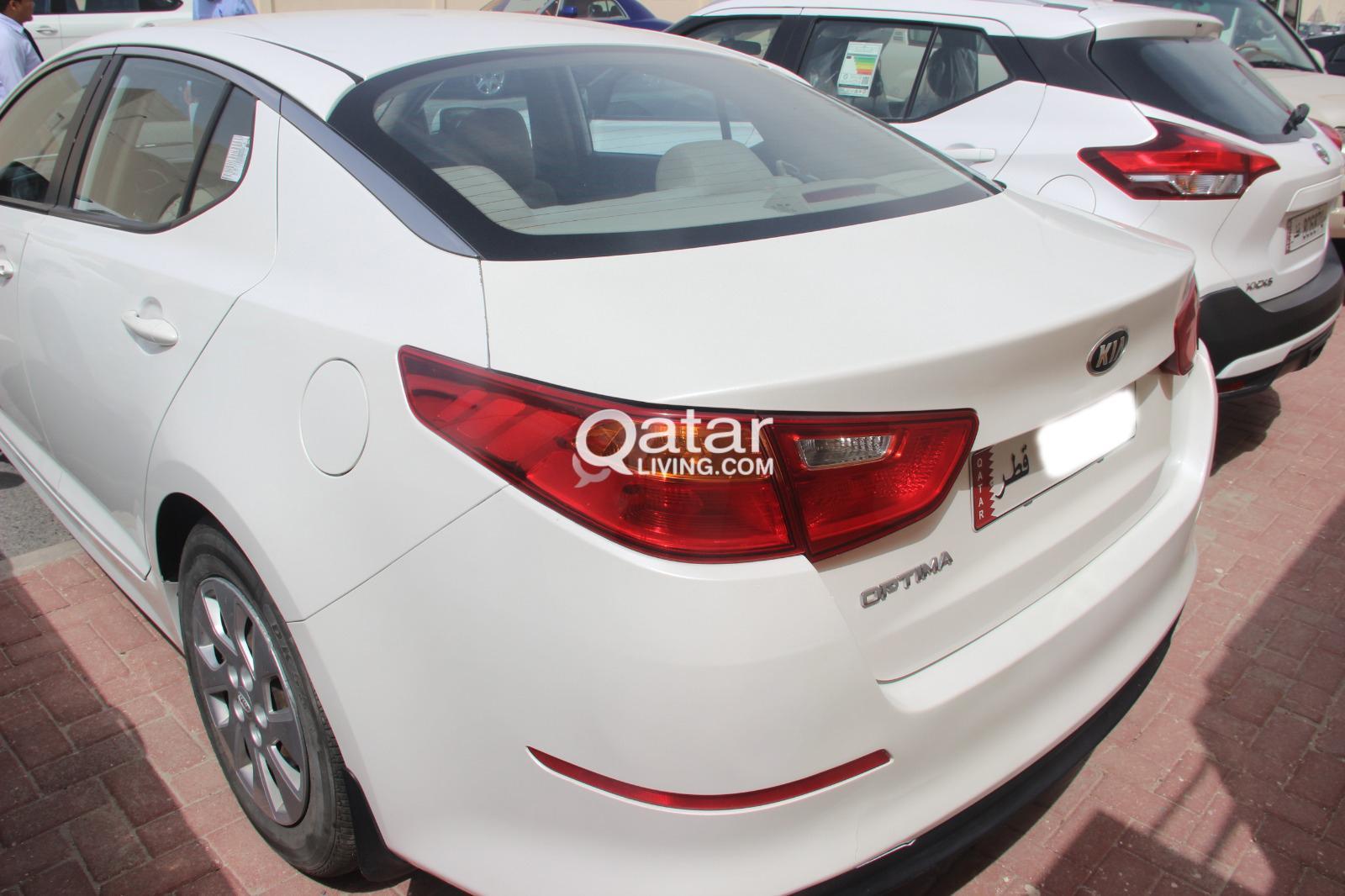 Kia Optima Daily 105 QR - Monthly 1500QR