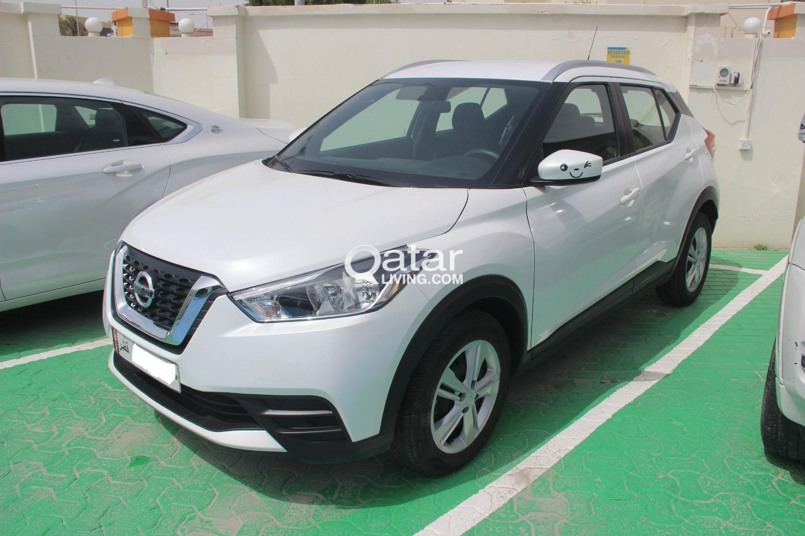 Nissan Kicks Daily Rate 160 QR Monthly Rate 2400 Q