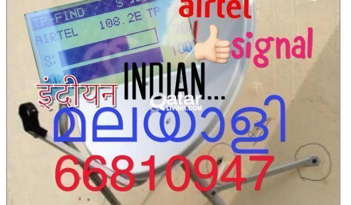 Call@66810947 airtel dish installation satellite d