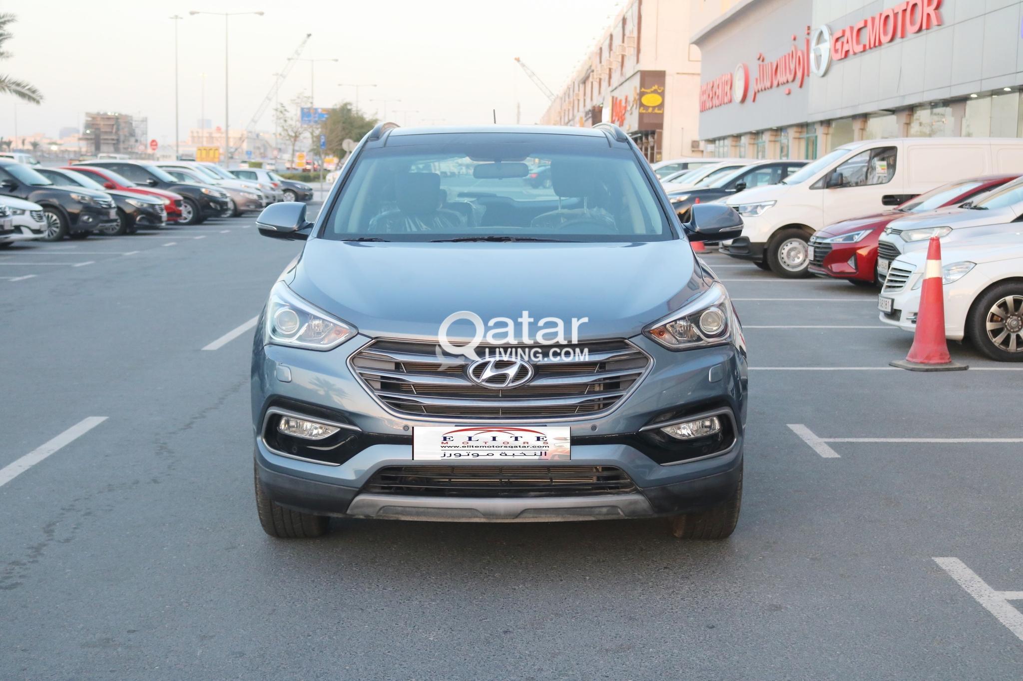 Hyundai Santafee - 2.4 L   ( Full options )     20