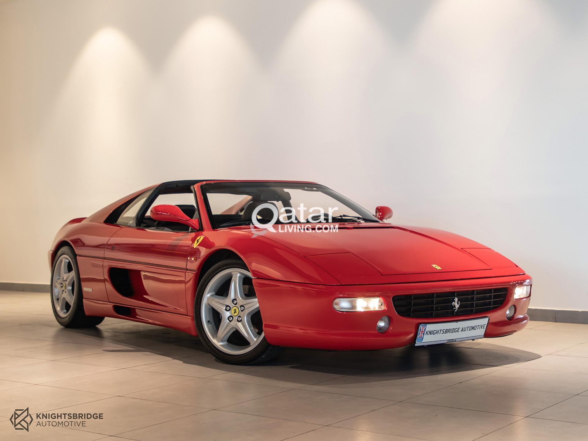 1998  Ferrari 355-GTS