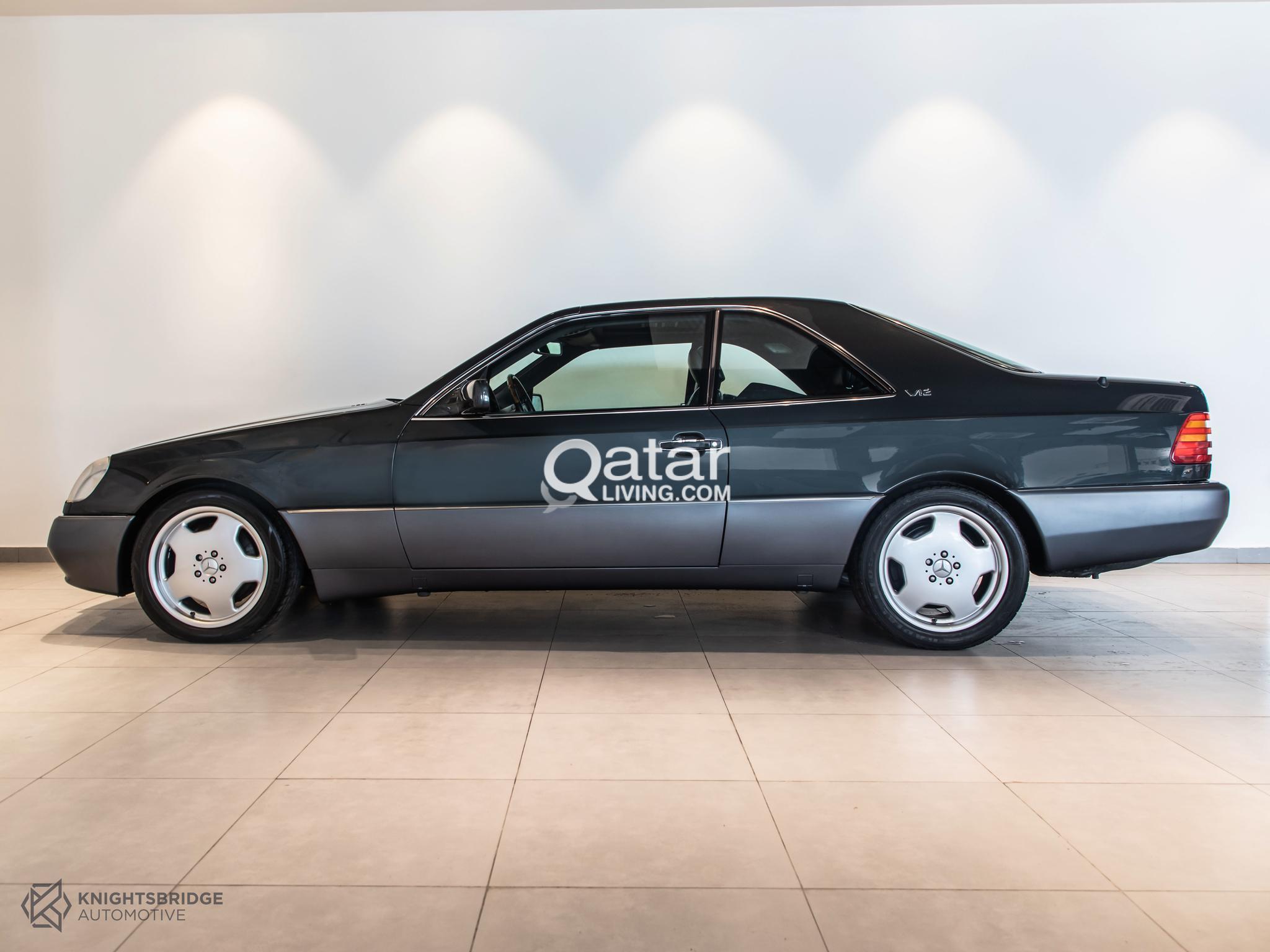 Mercedes S600-1993