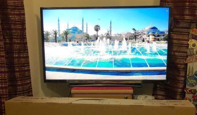 SONY BRAVIA - FULL HD- LED TV - 40 inches - with B