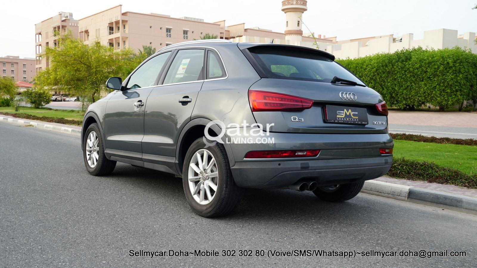 2017 Audi Q3 1.4L (Many More Photos Available Upon