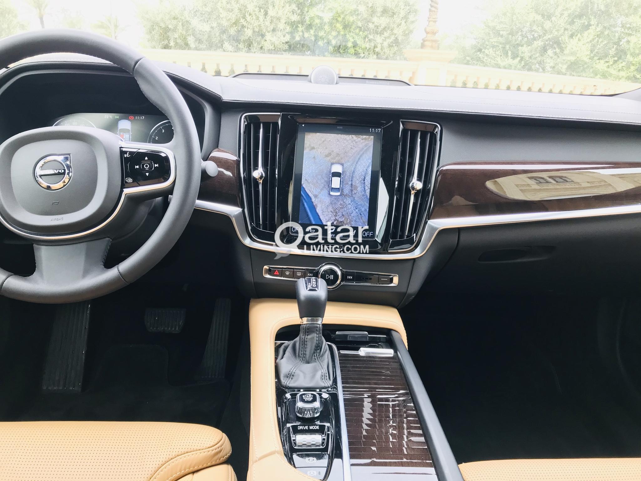 S90 Full option inscription T6