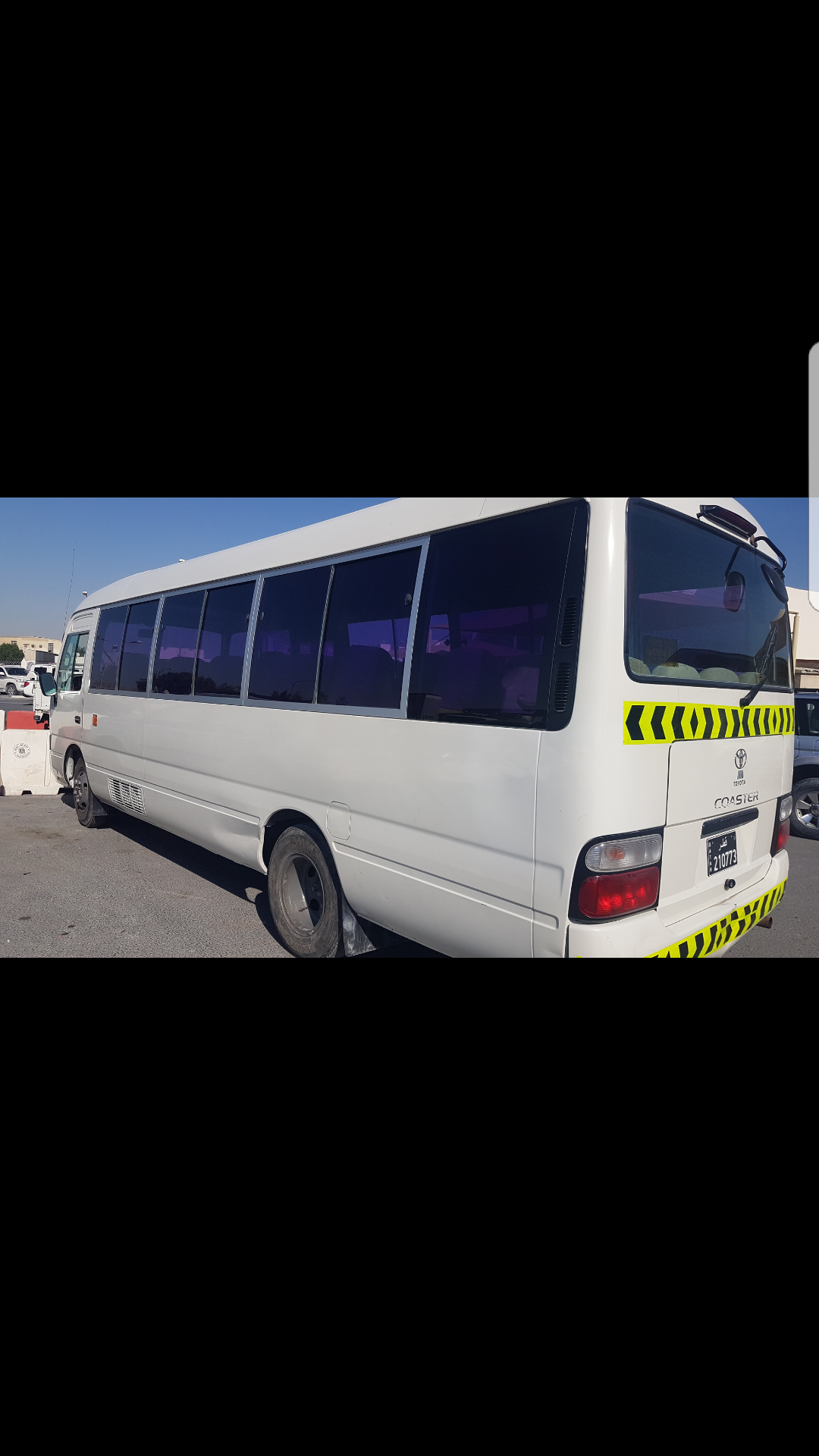 Toyota Coaster 30 Sets for Rent