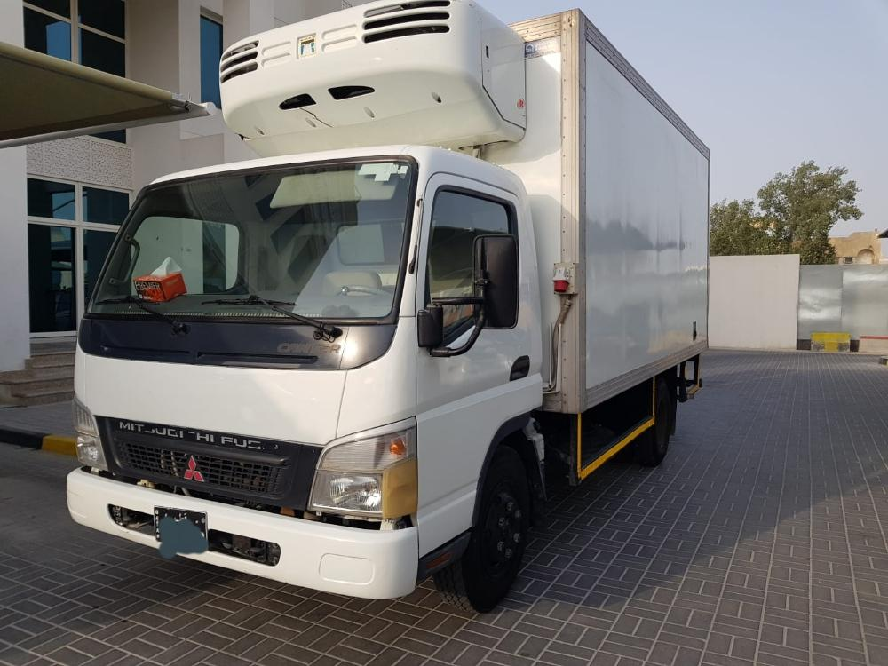 ONLY FOR RENT FREEZER TRUCK