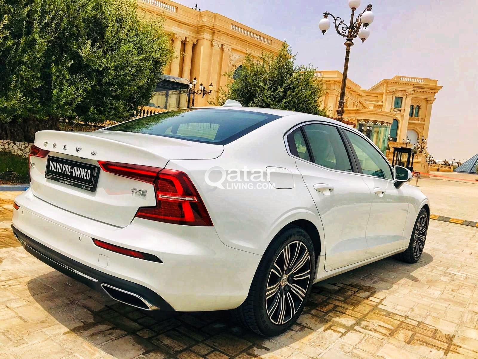 S60 2020MY T4 190HP