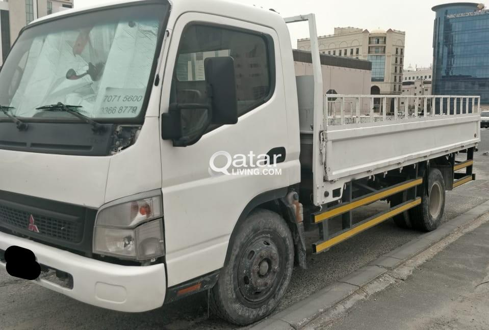 4-Ton Mitsubishi Canter Pickup is available for Re