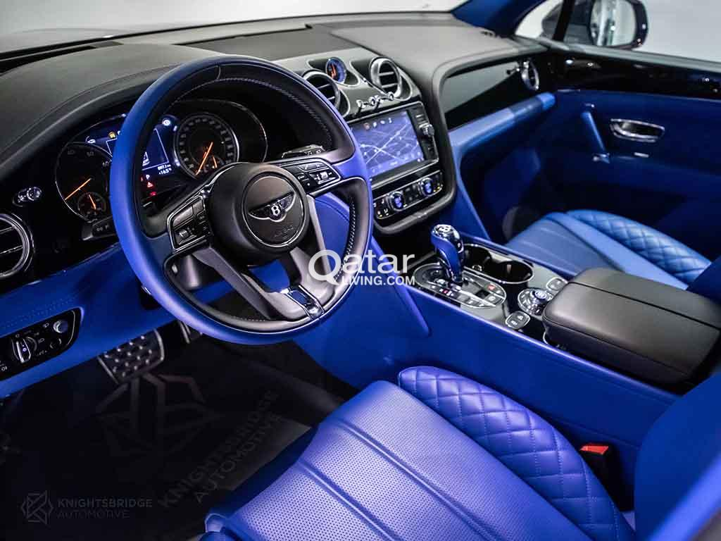 Bentley Bentayga Mulliner.2018