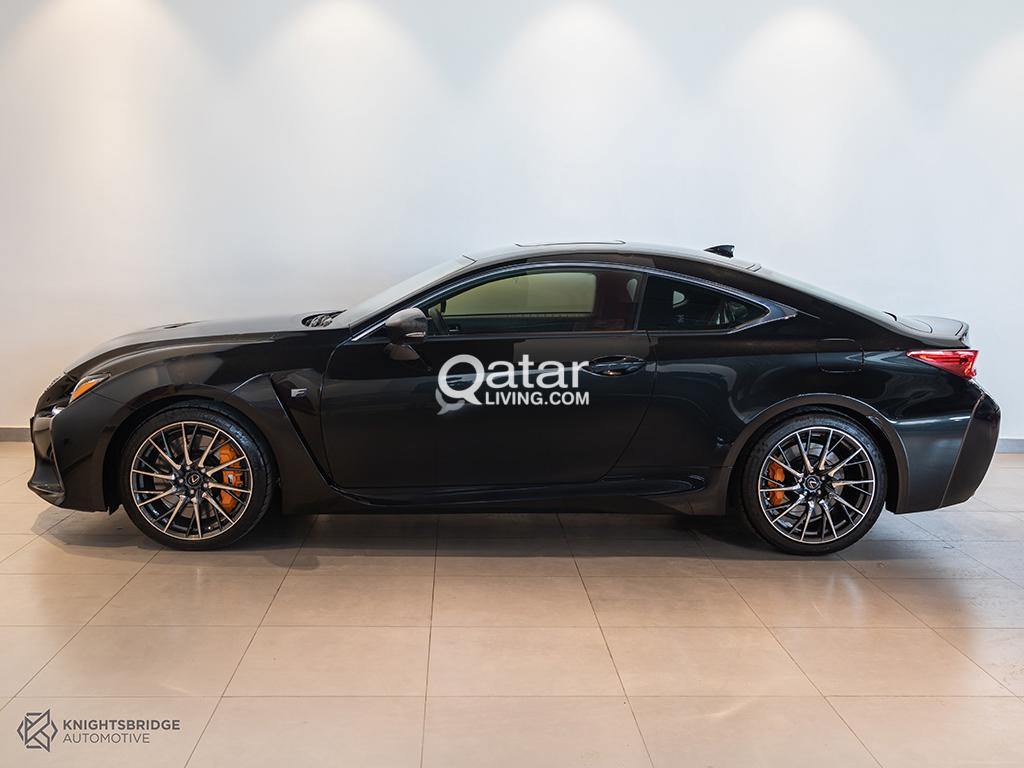 Lexus RCF-2018