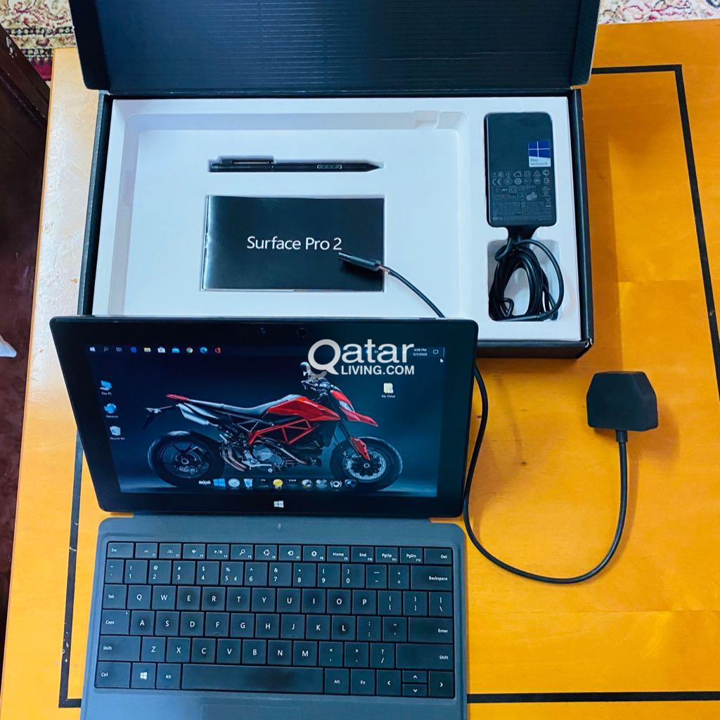 Microsoft Surface Pro-2