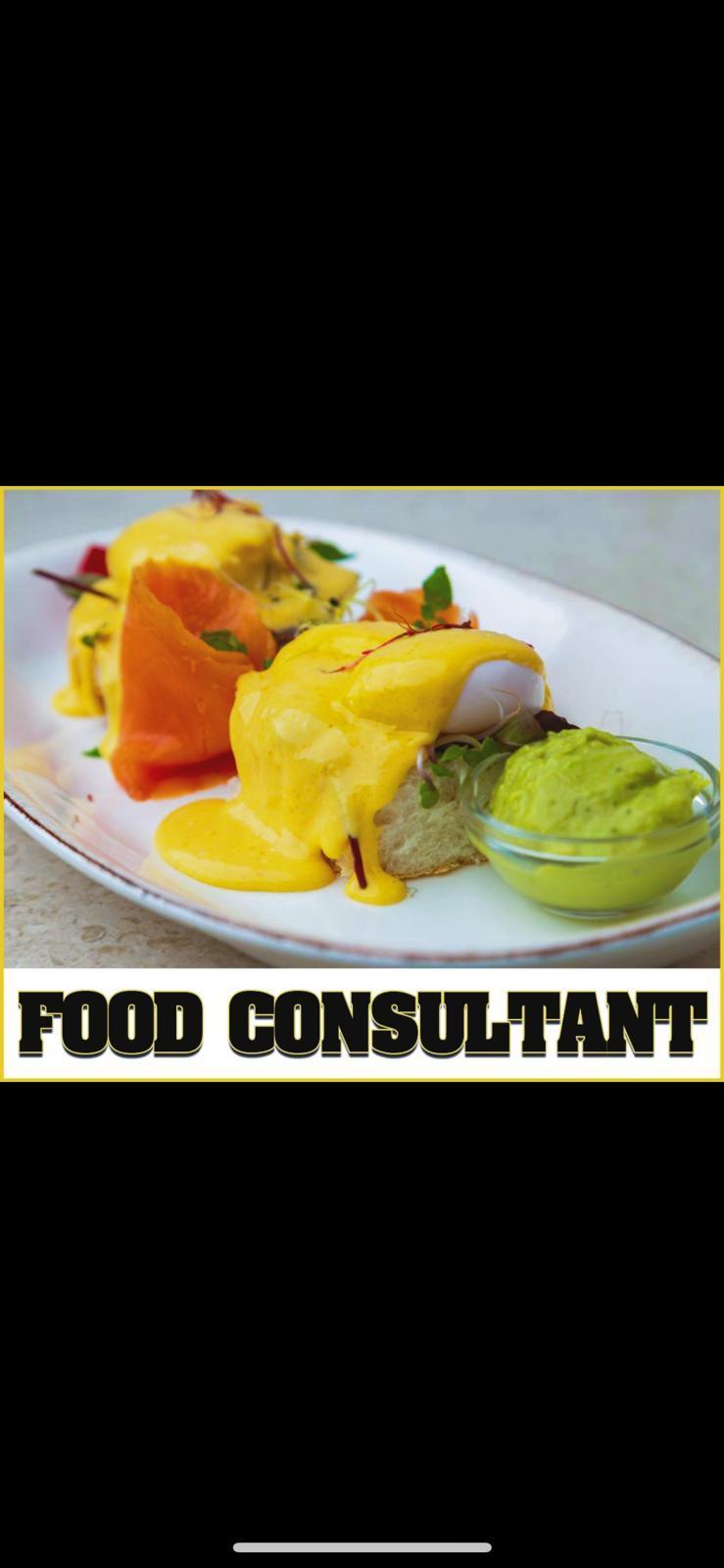 Food Consultant