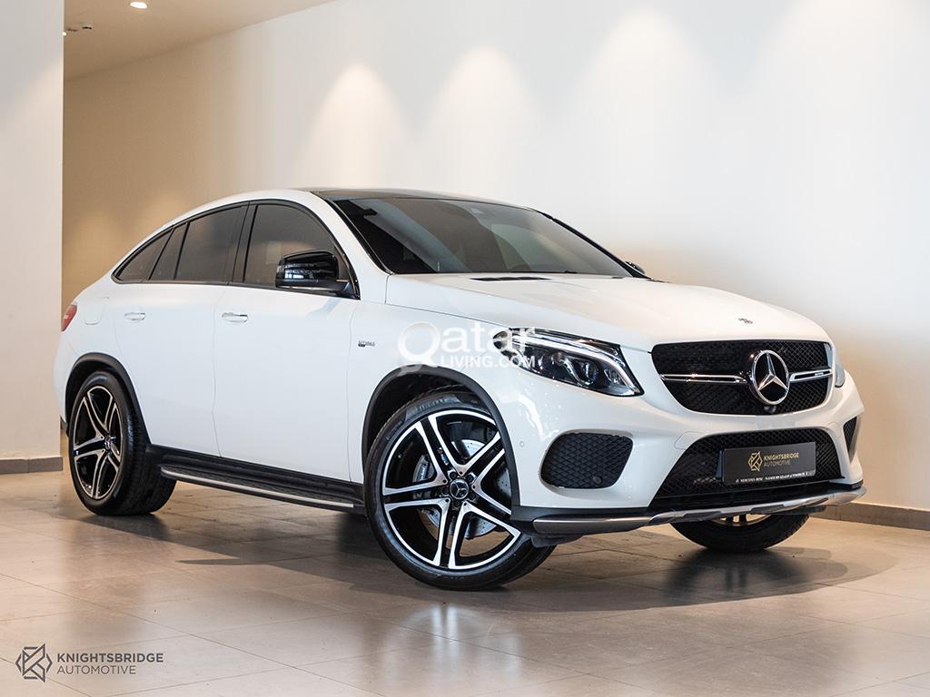 Mercedes GLE 43  AMG- 2019