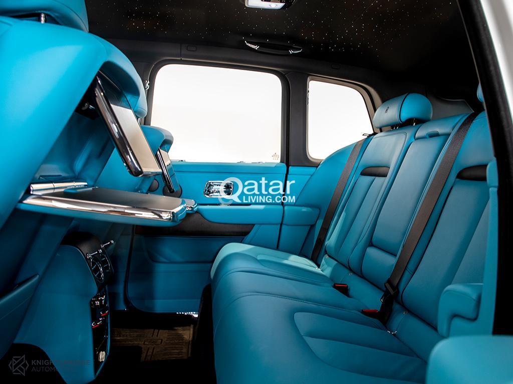 2020 . Rolls Royce Cullinan