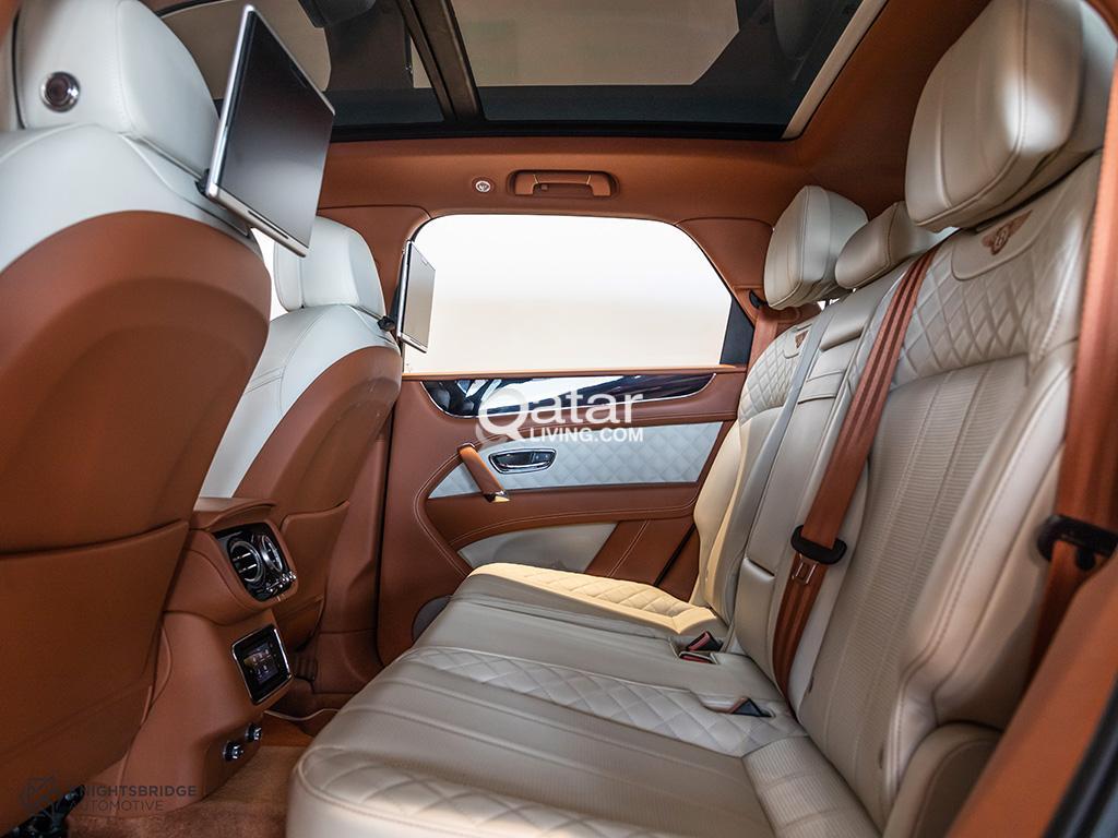 2018..Bentley Bentayga