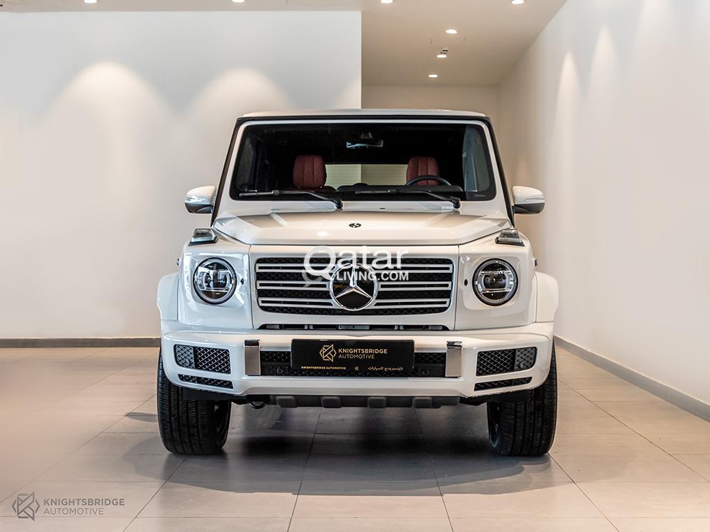 2020-Mercedes G 500