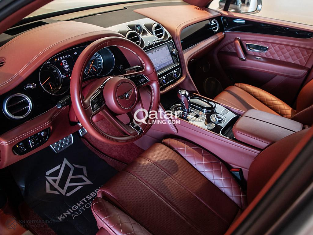 Bentley Bentayga First Edition..