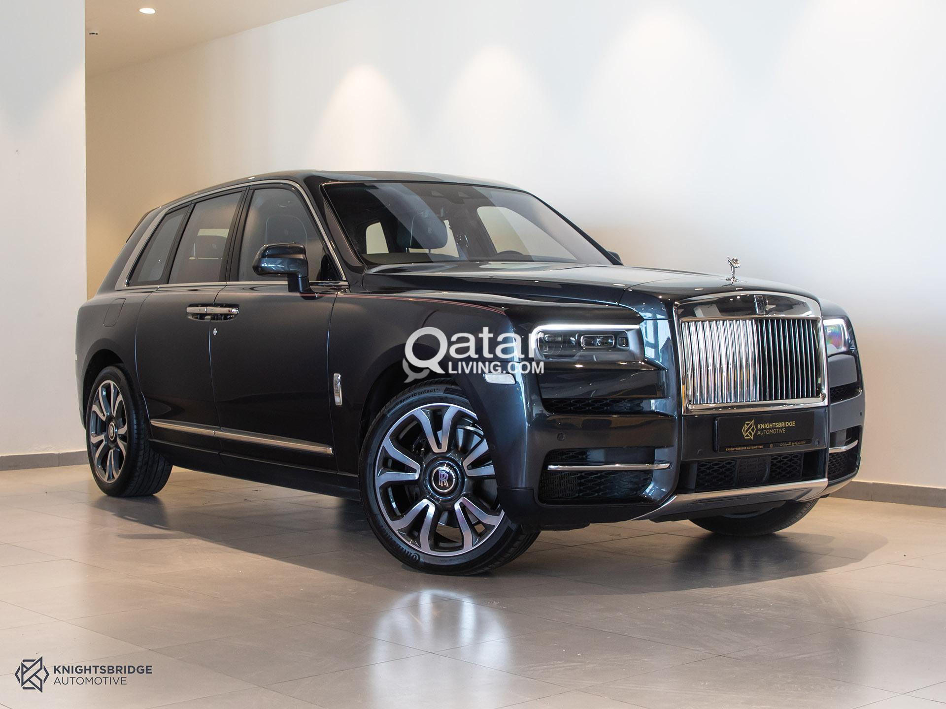 2019.Rolls-Royce Cullinan