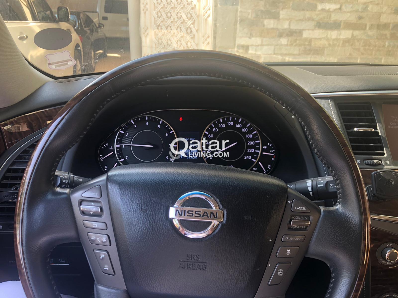 Nissan Patrol Platinum LE400