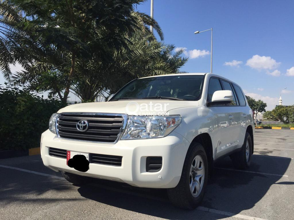 Toyota land cruiser G