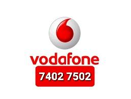 VODAFONE Fancy Number For Sale +974 7402 7502