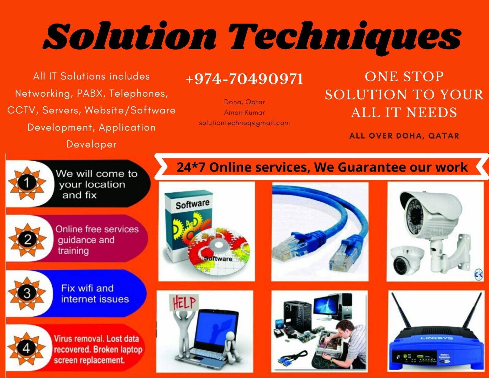 Cheapest IT Services,Networking, Cabling,Laptop,CC