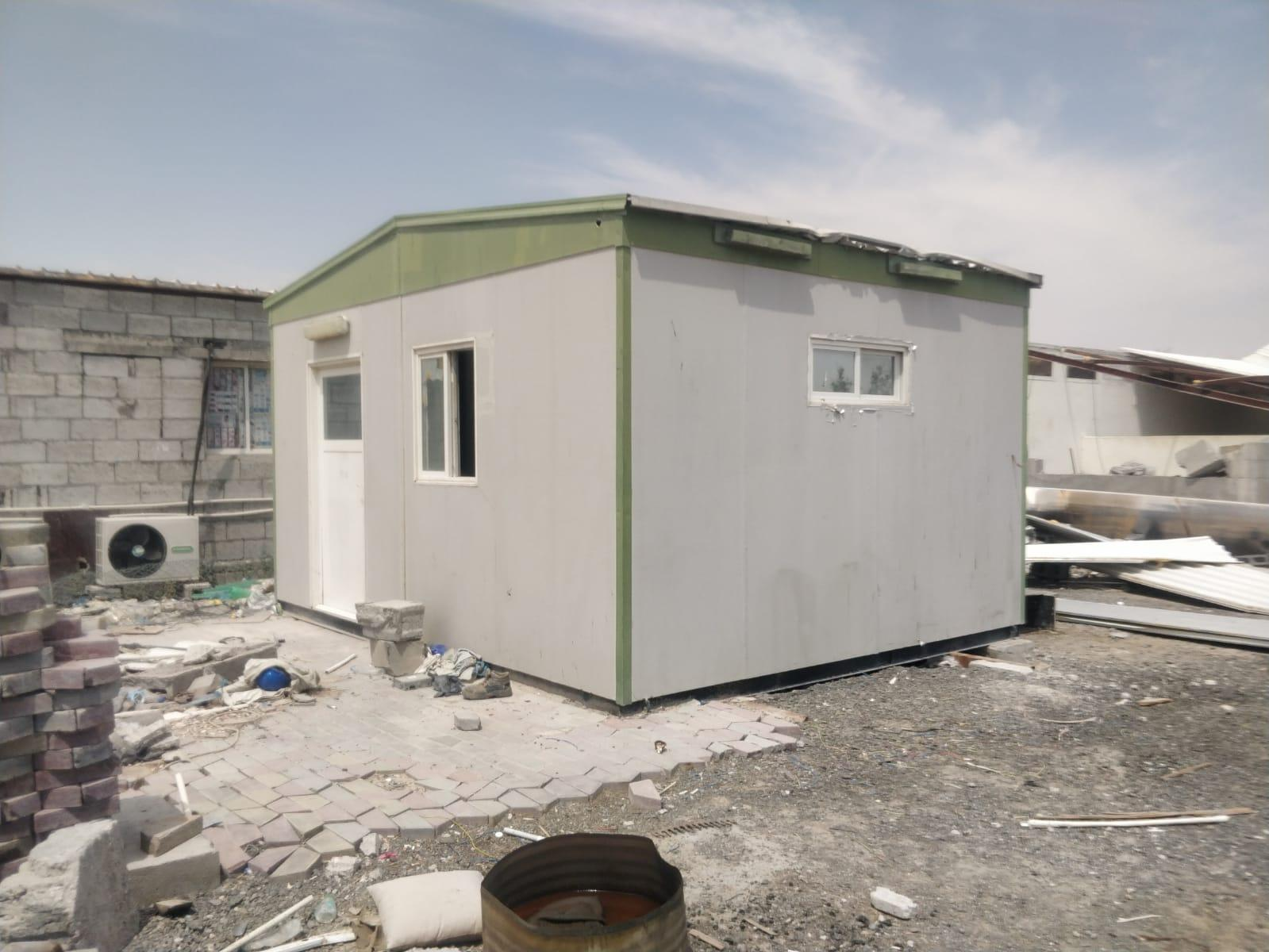 portacabins and 30 pieces pota cabins also for sal