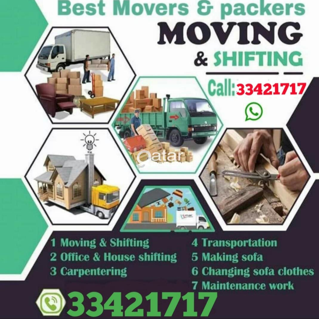 Best Price Quick Moving & Shifting Co.Buying all k