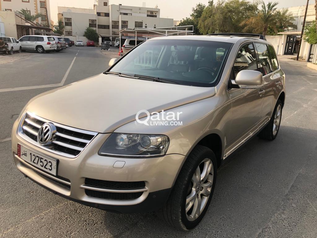 Volkswagen Touareg 2007 QAR 13 900