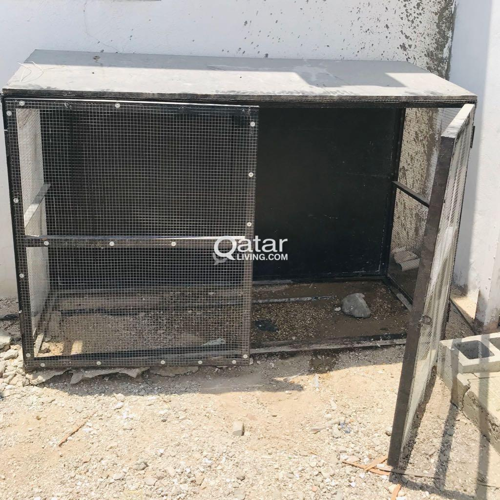 Cage For Dogs , Parrots Or Birds