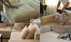 Sofa cleaning company Doha Qatar
