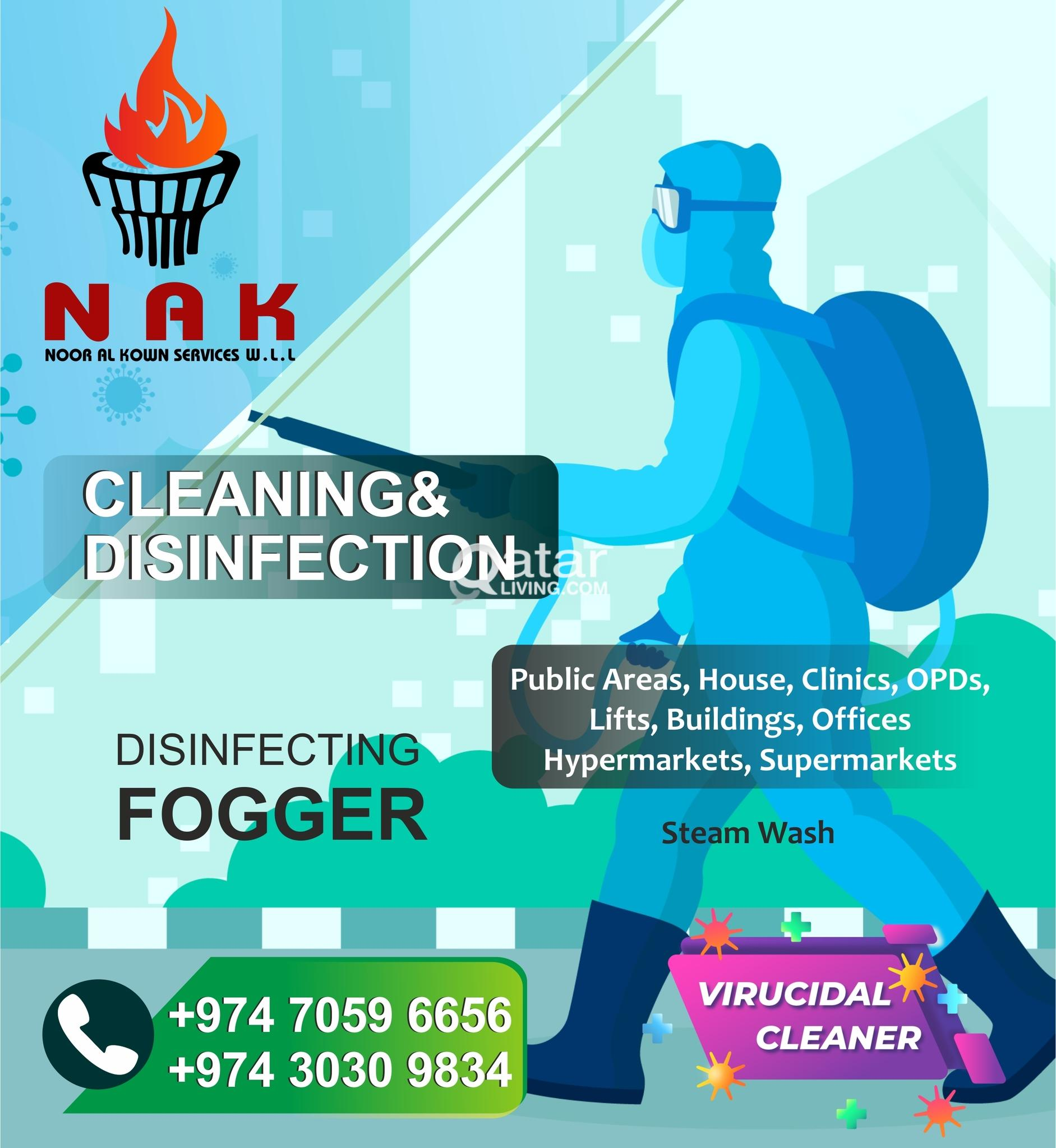 CLEANING&HOSPITALITY