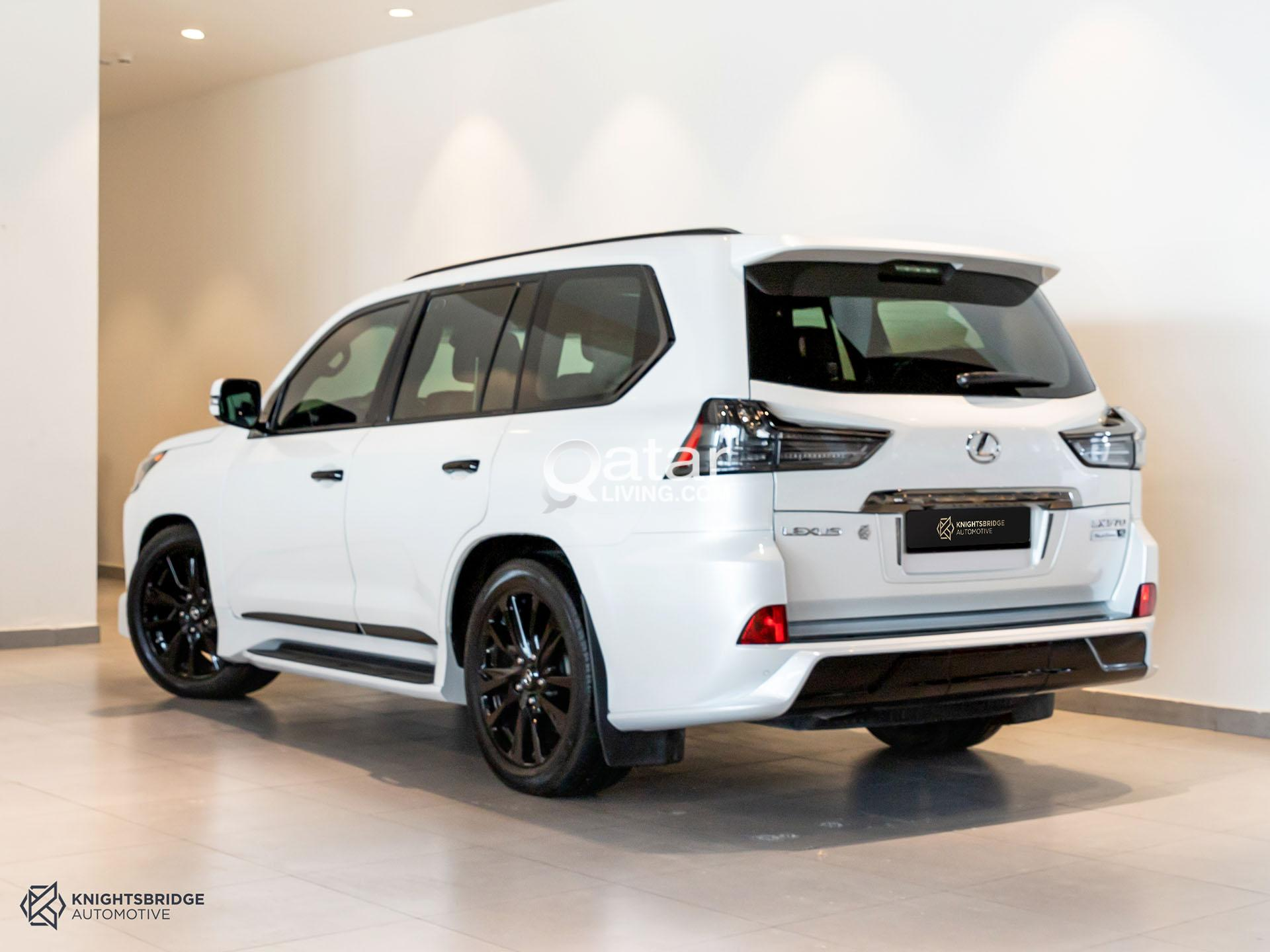 Lexus LX-570 S Black Edition..
