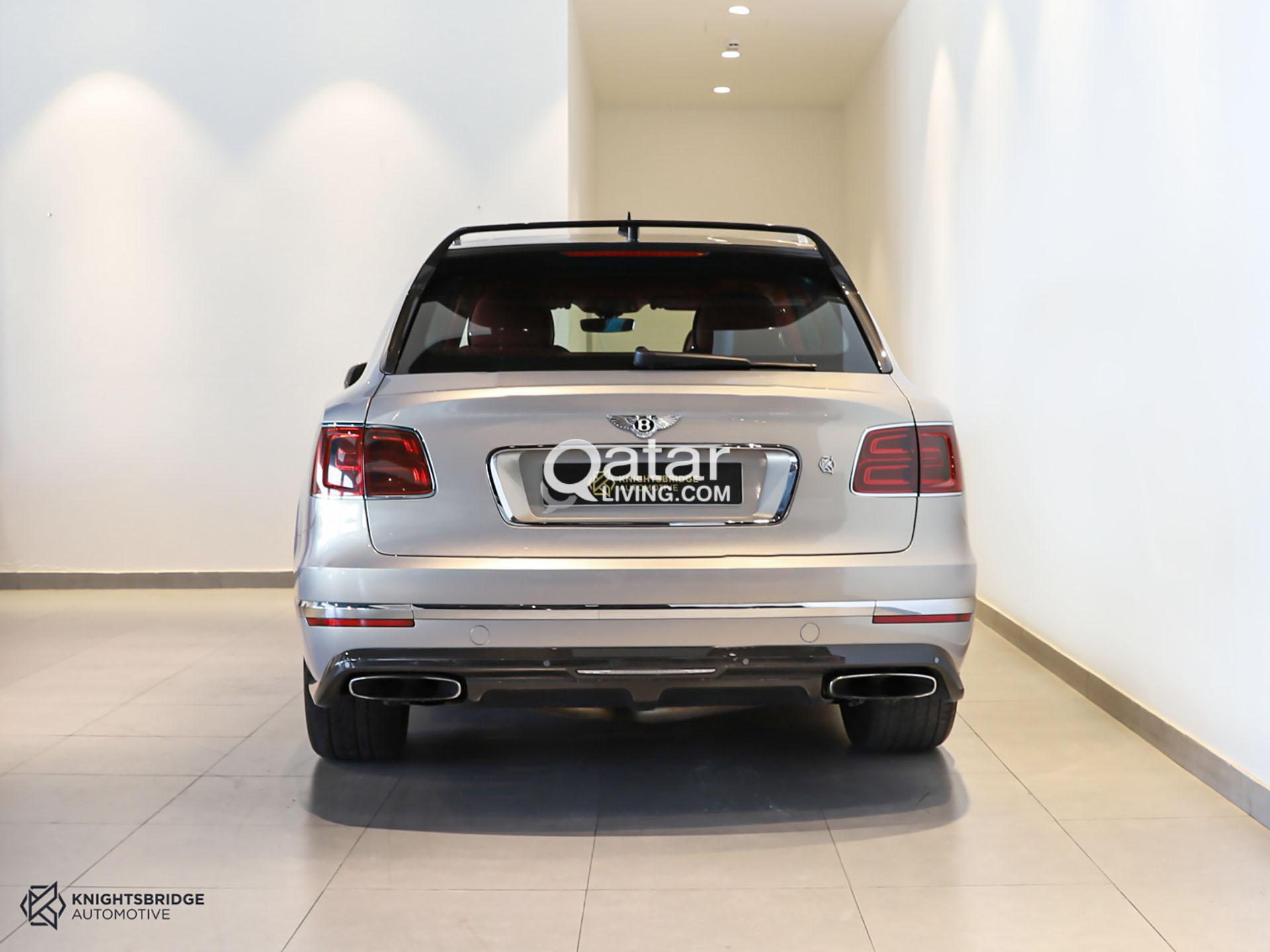Bentley Bentayga First Edition-2018