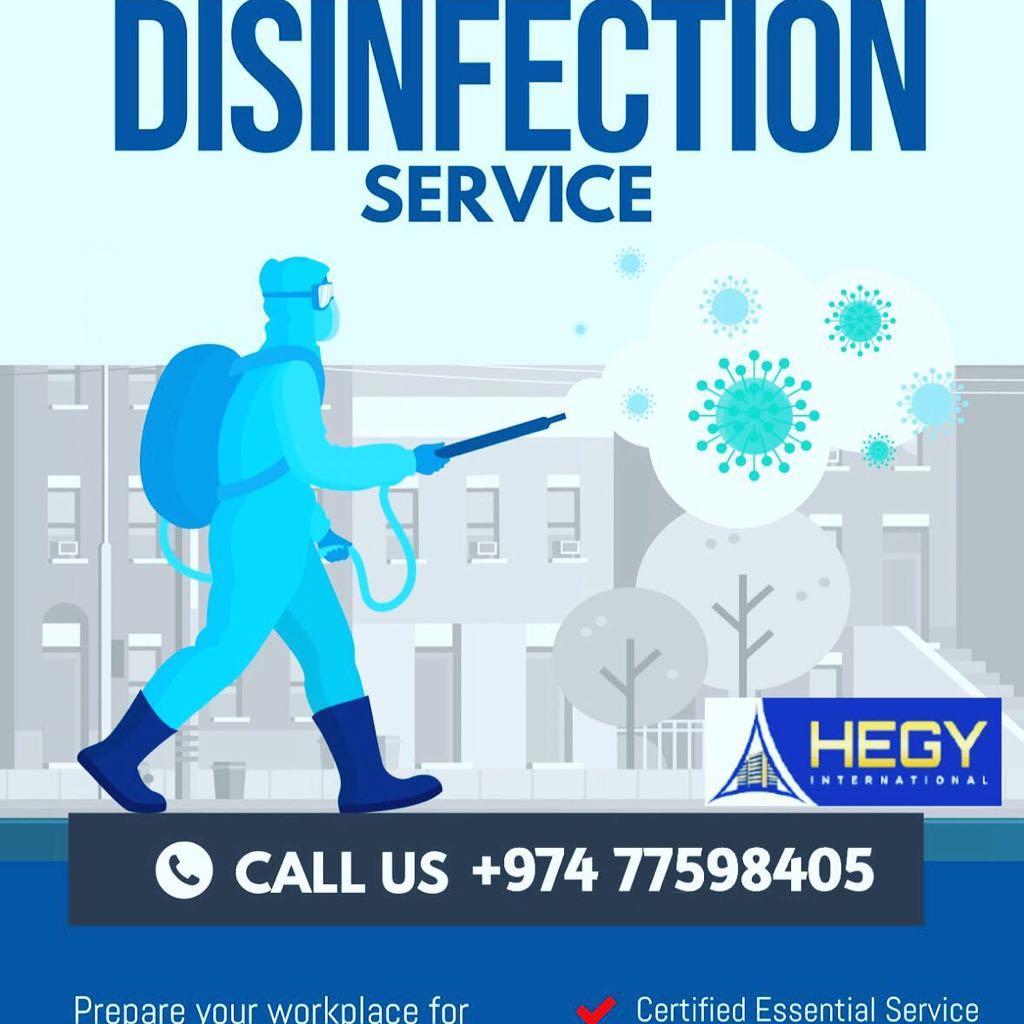 Vehicle Car Disinfection Sanitation Service